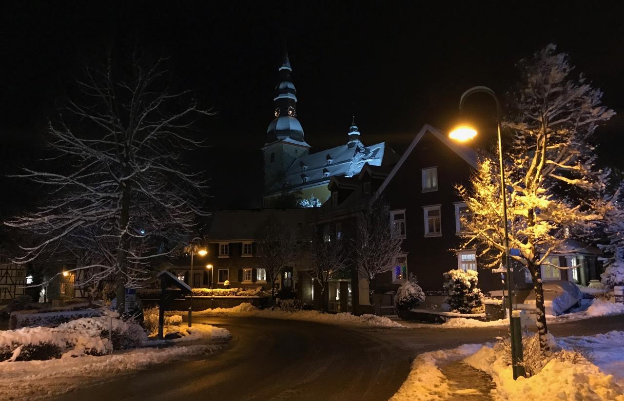 Platz 1: Lars Tubies - Eckenhagen im Winter